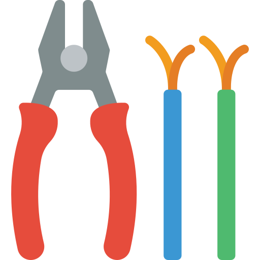 Stripping Wires Icon